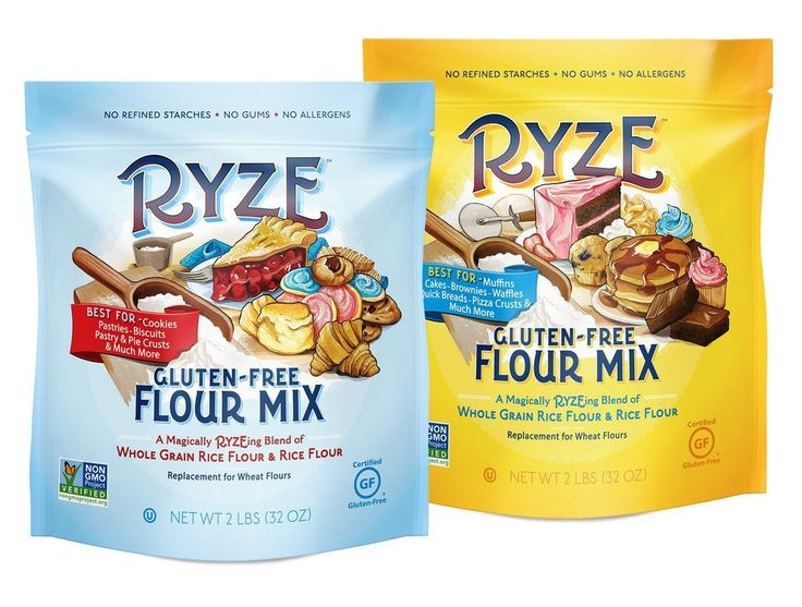 RYZE Gluten Free Flour Sampler Pack, 2 x 2lbs *** Want to know more, click on the image.