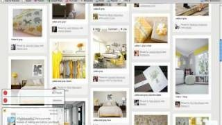 A Video Of How To Use Pinterest