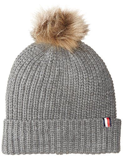 The perfect Tommy Hilfiger Women s Diagonal Stripe Beanie.   19.32 - 37.00   allfashiondress from 11a35b22c7d