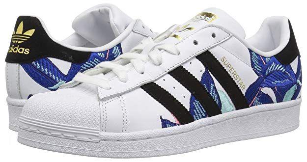 Amazon.com | adidas Originals Women's Superstar Shoes ...