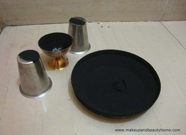 DIY Ayurveda Recipe For Kohl /Kajal From The Vedas