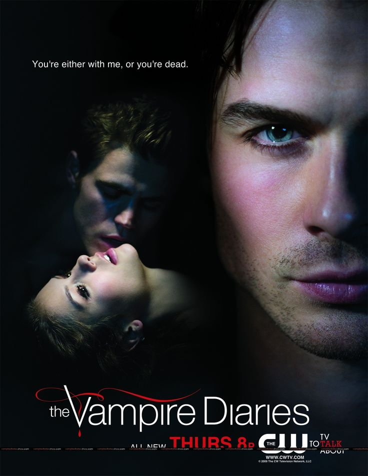 Vampire Diaries Netflix Poster 17 Best images about T...
