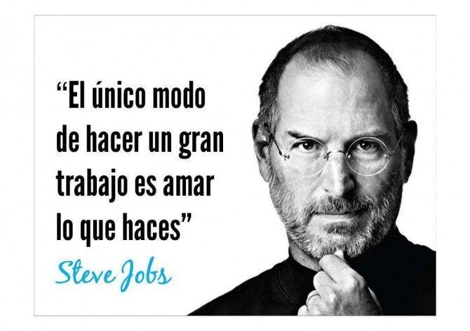 Frases Importantes De Pensadores: Steve Jobs #Citas #Frases @Sol Nicol Nicol Suchar
