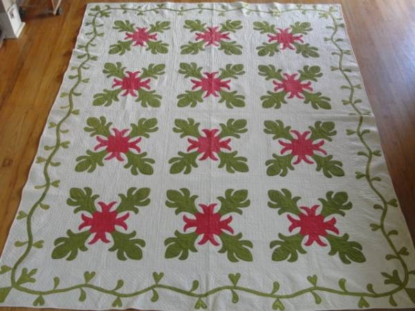 122 best Red and green Christmas quilts images on Pinterest ... : red and green quilts - Adamdwight.com