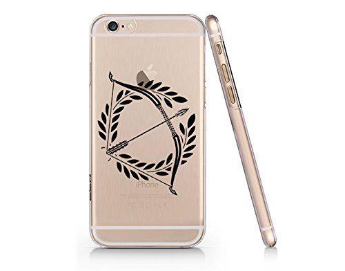 The Bow Clear Transparent Plastic Phone Case for iphone 6 6s_ SUPERTRAMPshop (VAS479) SUPERTRAMPshop