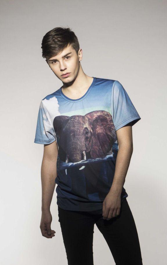 Elephant T-shirt by Brain Wash Clothing