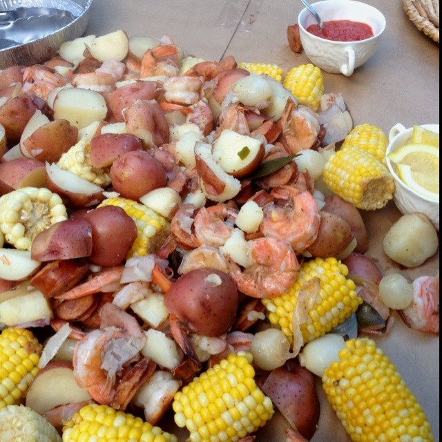 Low country boil foods pinterest