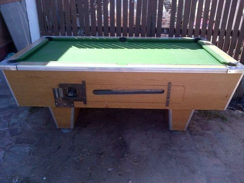 Cheap Coin Operated Pool Tables