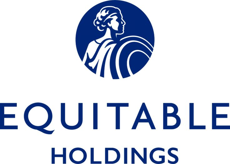 Equitable Holdings Logo Professional Development Activities Scholarships Finance Logo