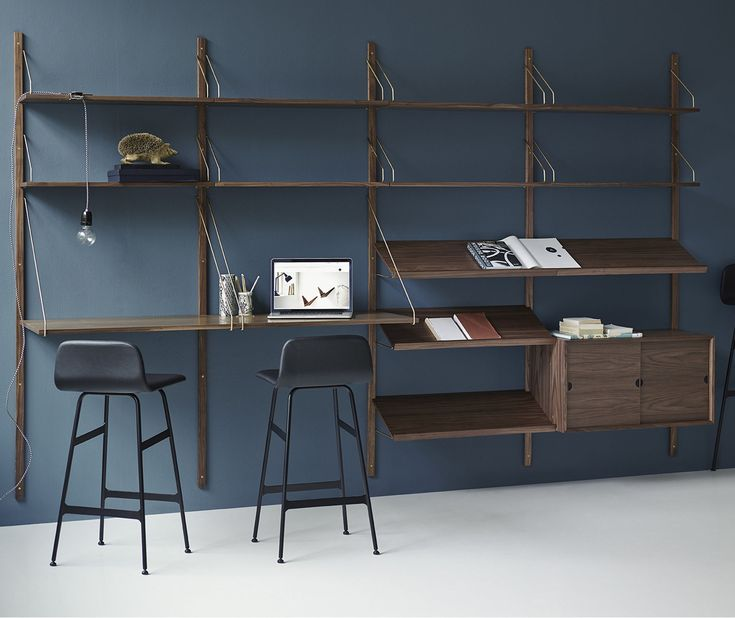 Traditional bookshelves arejust fine for holding old paperbacks. But what about artful design books and magazinestoo beautiful to hide in the stacks? Not