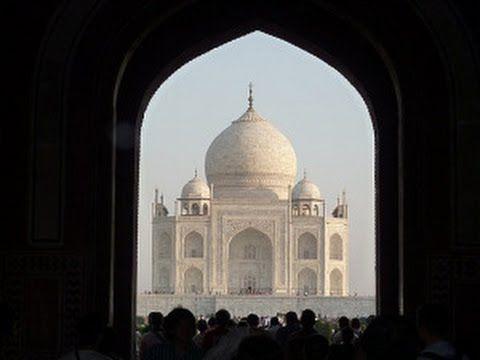 Taj Mahal  datos desconocidos  del mausoleo que se construyo por amor¡¡
