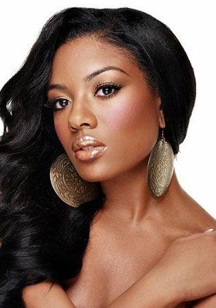 20 best bridal makeup for black skin images on Pinterest | Beauty ...