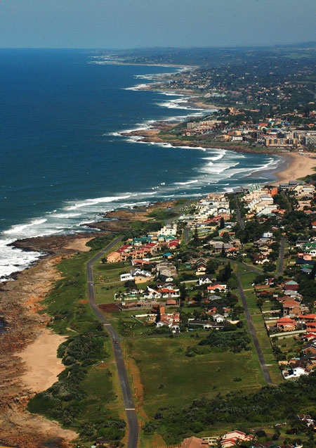 Port Shepstone . South Africa.