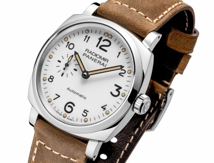 beauty  Panerai Radiomir 1940 3 Days Automatic Acciaio PAM655 Watch For SIHH 2016 Watch Releases