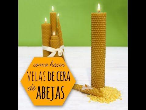Hacer velas de cera de abeja | Blog de Gran Velada. Video tutorial paso a paso gratuito, para aprender a hacer velas artesanales. Disponemos en nuestra tienda online de todos los materiales necesarios para hacer este tutorial..