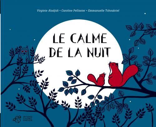 Editions Thierry Magnier virginie aladjidi caroline pellissier emmanuelle tchoukriel Le calme de la nuit