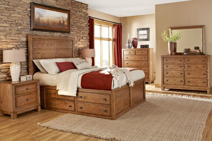 Mission Style Bedroom Furniture5