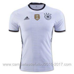 Camiseta Alemania 2016 2017 Primera | camisetas de futbol baratas
