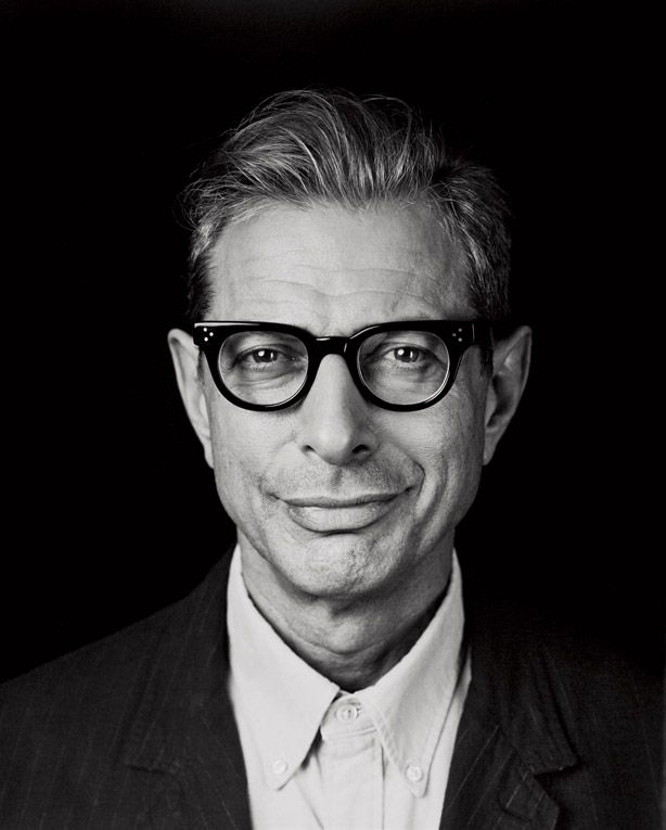 Jeff Goldblum Is Living His Shower-Door Dream: The humble actor opens up about Wes Anderson, teaching the next generation, and what it's like to leave home at 17