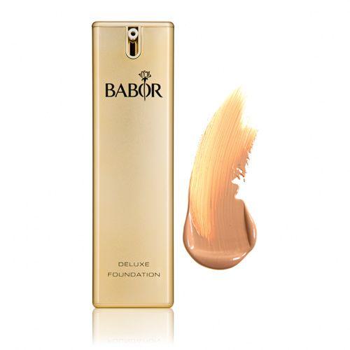 BABOR Deluxe Foundation - base cremosa de longa duração com efeito tensor…