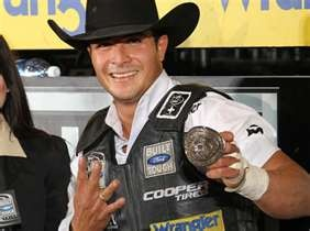 Robson Palermo from the PBR