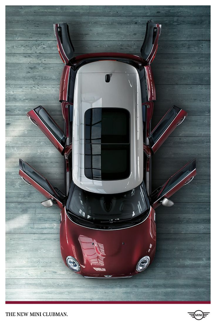 With four side doors and iconic rear split doors, the #MINI #Clubman effortlessly marries tradition with modern elegance.