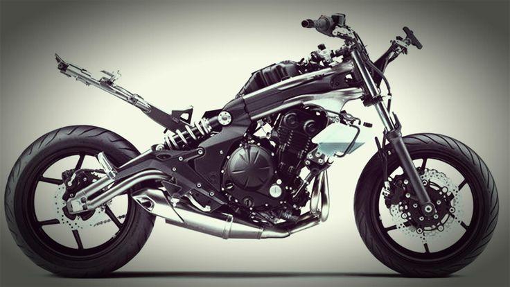 Kawasaki Erf Modified