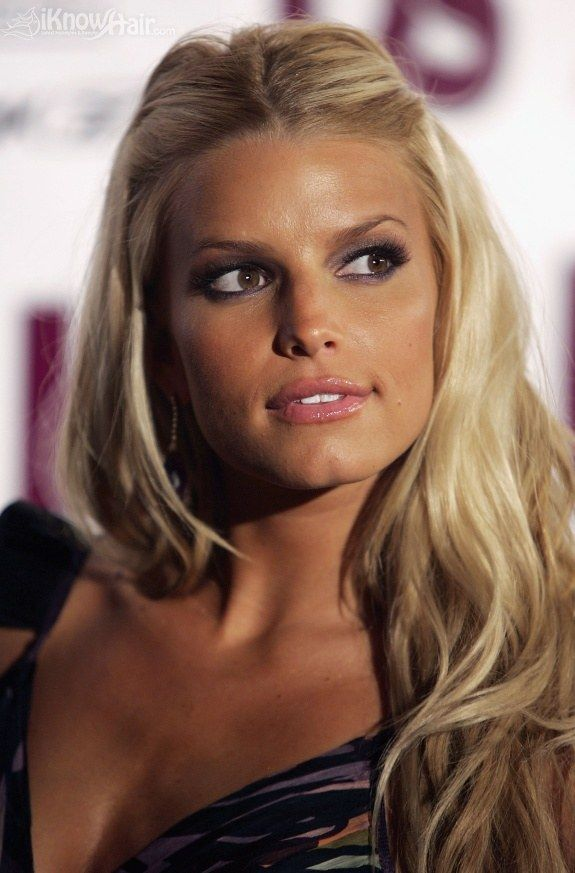 Jessica Simpson Hair | Jessica Simpson 2012 Hairstyles | Haircuts