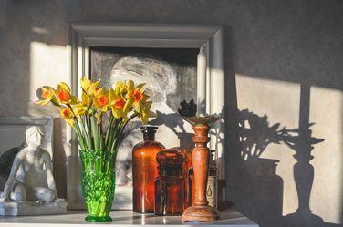Easter flowers Påsk lördag
