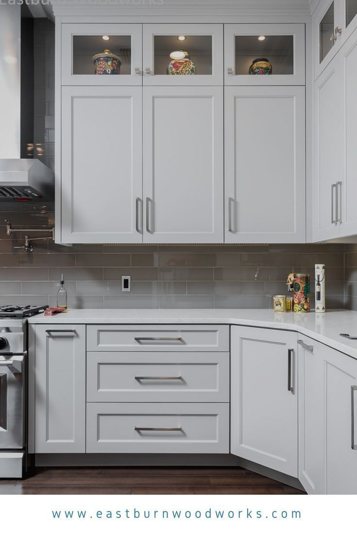 Pin On Shaker Style Kitchen Cabinets Galleries