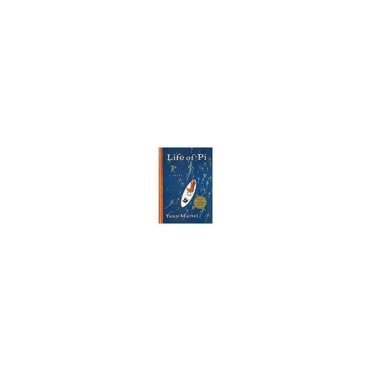 Life of Pi (Hardcover) (Yann Martel)