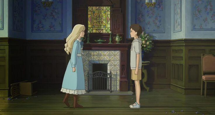 """Trailer """"El recuerdo de Marnie"""", de Hiromasa Yonebayashi #cine #movies #cinema #cinemusicmexico"""