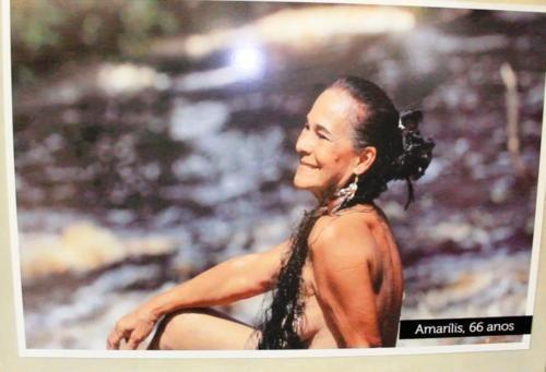 Exposição traz fotos sensuais de mulheres na terceira idade. http://d24am.com/post/52298