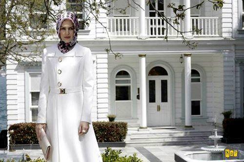 Beyazz Uzun Pardesü | 2014 | Kayra | Setrms | Armine | Zühre | Alvina