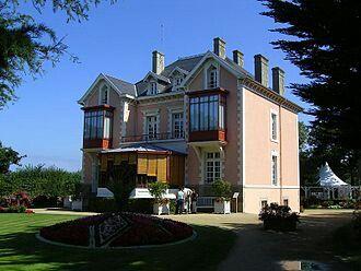 Дом-музей Кристиана Диора.