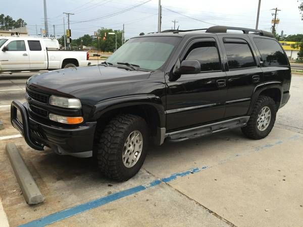 2004 Chevy Tahoe Z71 4x4 for Sale