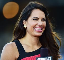 The Eloquent Woman: Famous Speech Friday: Jessica Mendoza calls major league baseball playoff