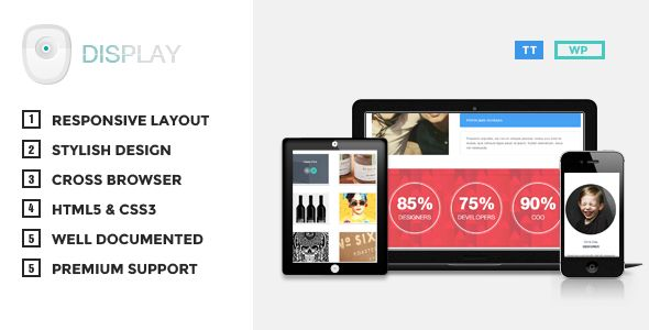 Display - Responsive WordPress Theme - http://fitwpthemes.com/display-responsive-wordpress-theme/