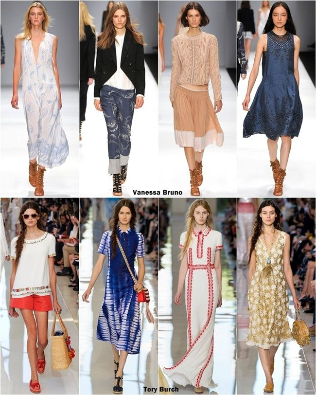 bohoemian rocker chic style | Bohemian Chic Fashion Style Spring Summer 2013 Trend | gorgeautiful ...