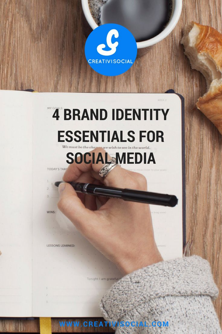 Brand identity is the collection of all