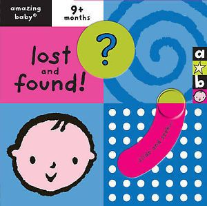 """Hello baby, look around! Let's play a game of lost and found!"" This nifty little book develops fine motor skills and object recognition while entertaining youngsters through a simple game of lost and found."