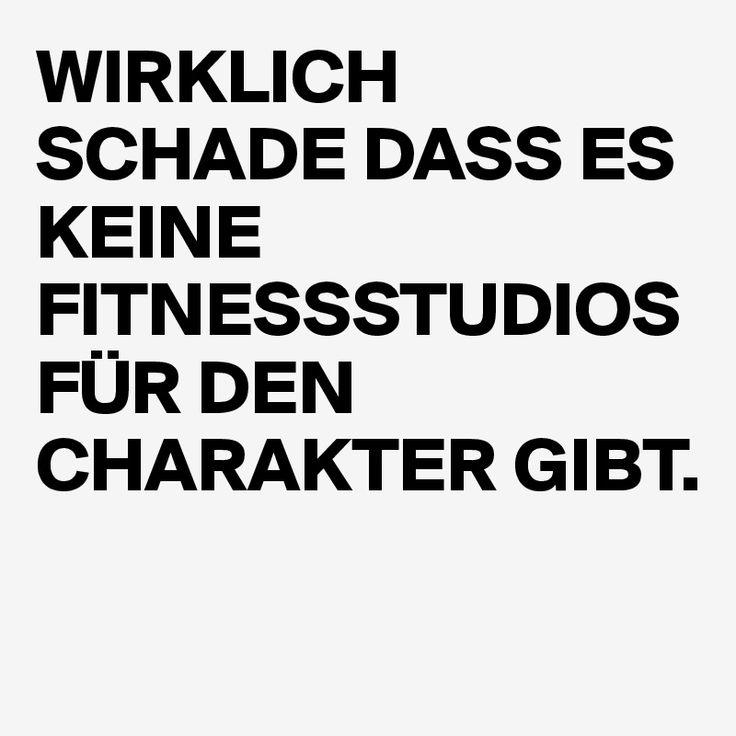 #Fitness #Charakter #Boldomatic #Sprüche #Humor