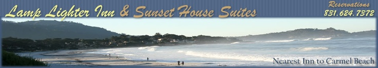 Carmel!  This B&B accepts dogs, steps from dog-friendly beach!