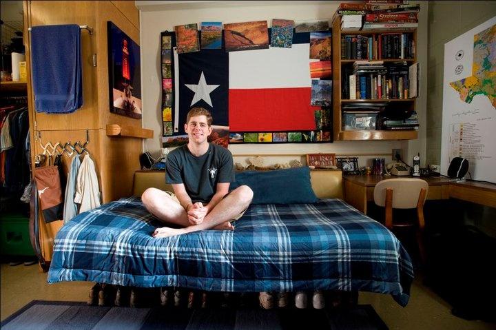 A Room In Jester West At Ut Austin Ut Austin Dorm Rooms