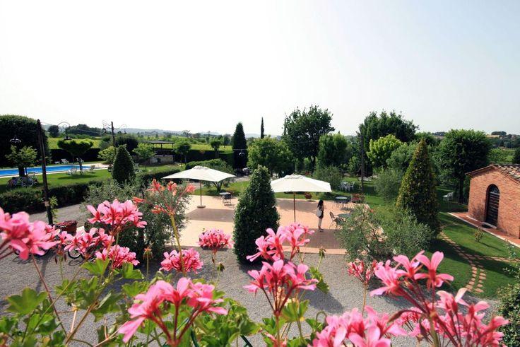 Borgo delle More Acquaviva di Montepulciano Toscane Italië