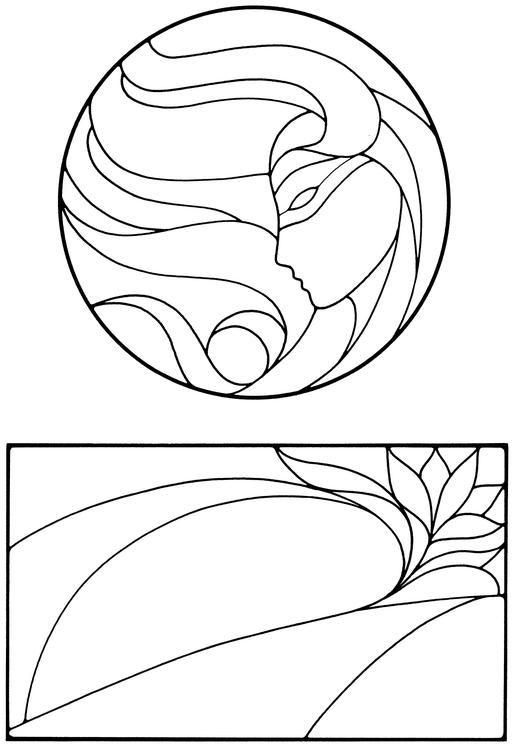 979 best atelier de dd patterns images on pinterest for Glass painting templates