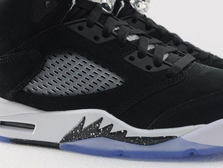 Nike Air Jordan 5 'Oreo'