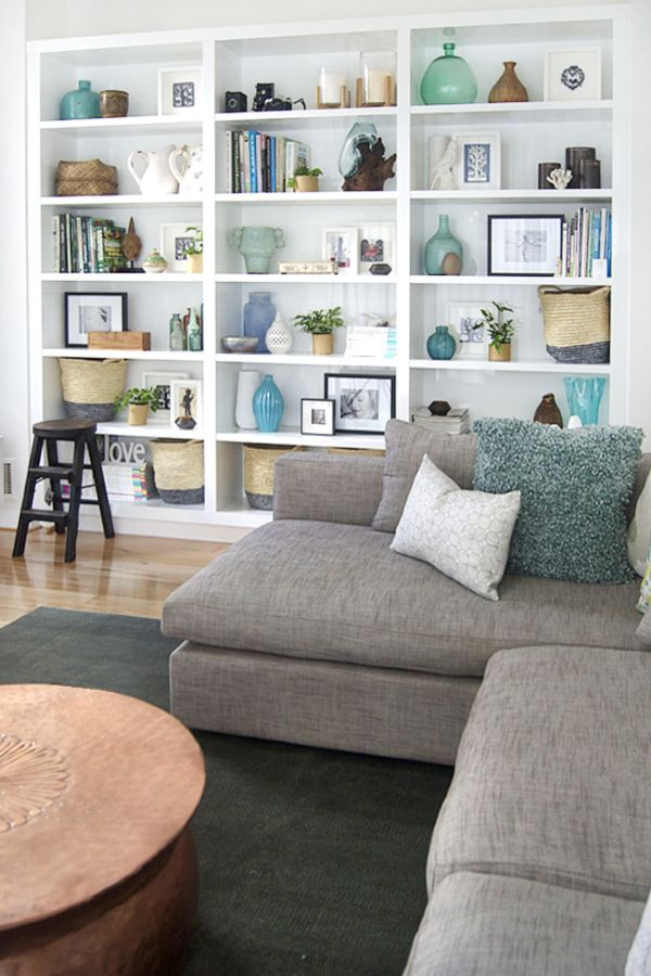 Living-area - scarborough-house-photo-shoot/ love the colour!    Modular lounge from ArthurG its the Gary Modular. The copper coffee and side tables are from Globe West – http://www.globewest.com.au (model Echo Flower, also available in nikel). They are about $740 both.