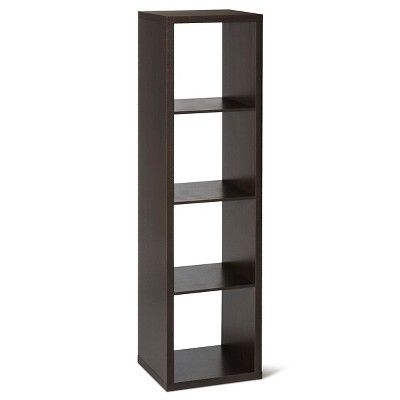 4 Cube Vertical Organizer Shelf 13