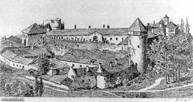 hrad kezmarok